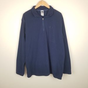 The North Face Navy Blue Pullover Size XL